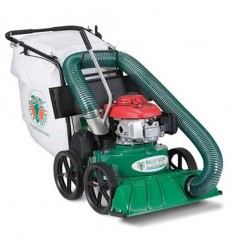 "BILLY GOAT TKV650SPH Self-Propelled Chipper/Vacuum 5cm/2"" Chipping Capacity, 69cm/27"" Working Width"