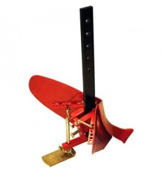 "BCS Adjustable Ridger Working Width 20cm/8"" to 40cm/16"""