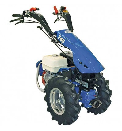 TRACMASTER - BCS Model BCS 740 Two Wheel Tractor