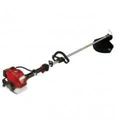 CAMON TJ27E Brushcutter, Straight Shaft, D-Loop Handle, 26.3cc Petrol Engine