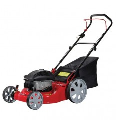 "CAMON Taurus 46W Hand Propelled Lawnmower, 46cm/18"", 158cc Engine"