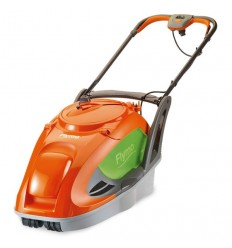 "FLYMO Glide Master 340 Hover Mower, 34cm/13"" Working Width, Electric 1550 Watt Power Unit"