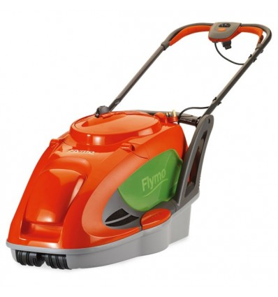 "FLYMO Glide Master 380 Hover Mower, 38cm/15"" Working Width, Electric 1750 Watt Power Unit"