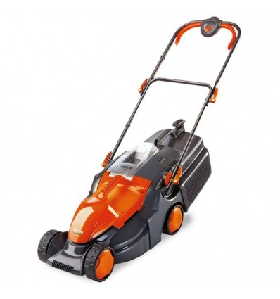 "FLYMO Pac a Mow 1200W Rotary Mower, 33cm/13"" Working Width, Electric 1200 Watt Power Unit"
