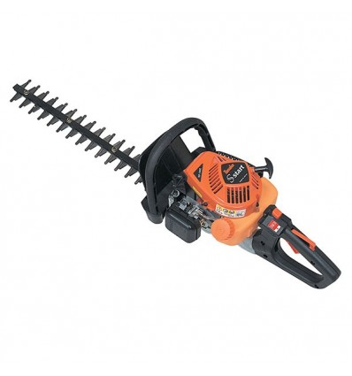 "TANAKA THT 2000 S Double-Bladed Hedgetrimmer, 50cm/20"" Working Width, Twist Grip, 22cc Petrol Engine"