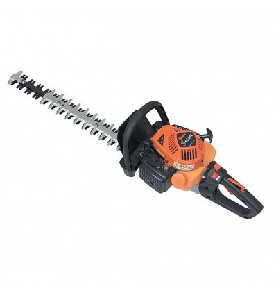 "TANAKA THT 2100 S Double-Bladed Hedgetrimmer, 55cm/22"" Working Width, Twist Grip, 22cc Petrol Engine"