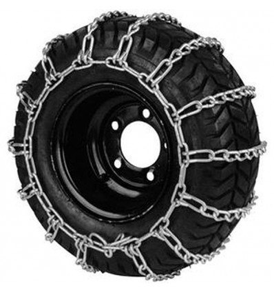 "MOUNTFIELD Snow Chains for 18"" Wheels"