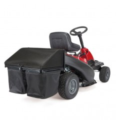 "LAWNFLITE MINIRIDER 76E KIT Ride On Mower, Side Discharge, 76cm/30"", MTD 420cc Engine"