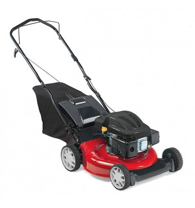 "MTD LAWNFLITE Smart S46PO Hand-Propelled Lawnmower, 46cm/18"", MTD Thorx 35 Engine"
