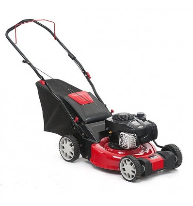 "MTD LAWNFLITE Optima O46PB Hand-Propelled Lawnmower, 46cm/18"", B&S Engine"
