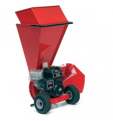 MTD LAWNFLITE 24-450 Petrol Chipper / Shredder, 3.8 cm Diameter Chipper Capacity, 5 hp B&S Engine