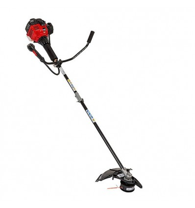 LAWNFLITE MTD 827 Petrol Trimmer Plus, Straight & Jointed Shaft, Cow Horn Handle, 27cc MTD 2-Stroke Engine
