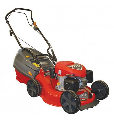 """ROVER 842846 Hand-Propelled Rotary Lawnmower, 46cm/18"""", Rover OHV 140cc Engine"""