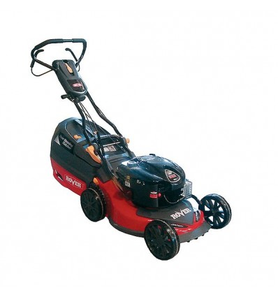 "ROVER 842691 Self-Propelled Rotary Lawnmower, 46cm/18"", B&S 190cc Engine"
