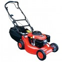 "ROVER 835972AV Hand-Propelled Rotary Lawnmower, 46cm/18"", Rover OHV 140cc Engine"