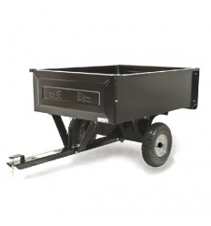 AGRI-FAB 45-0303 Economy Steel Tipping Trailer, Load Capacity 350lbs