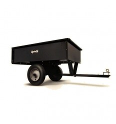 AGRI-FAB 45-0101 Utility Steel Tipping Trailer, Load Capacity 340kg / 750lbs