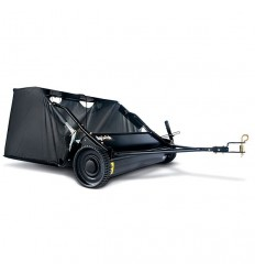 "AGRI-FAB 45-0331 Towed Lawn Sweeper, 96cm/38"" Working Width"