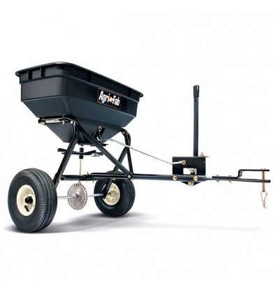 AGRI-FAB 45-0215 Towed Broadcast Spreader, 100lb (45.5kg)
