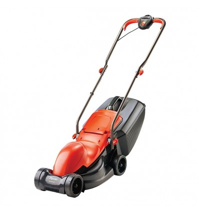 "FLYMO Easimo Electric Rotary Mower - without roller, 32cm/13"" Working Width, 1200 Watts"