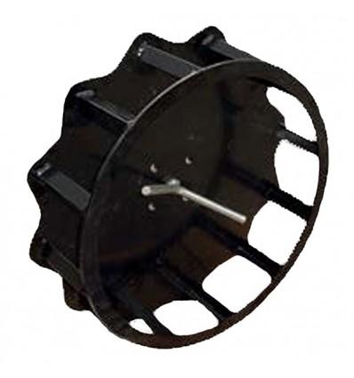 BCS Steel Bank Wheels Pair - 5.00x10