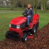 Westwood 390 Litre Powered Grass Collector - Complete for A,V series