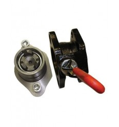 BCS Implement Quick Coupling Assembly (male & female couplers)