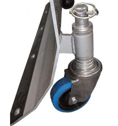 """BCS Spade Lug Wheels Pair - 43cm/17"""""""