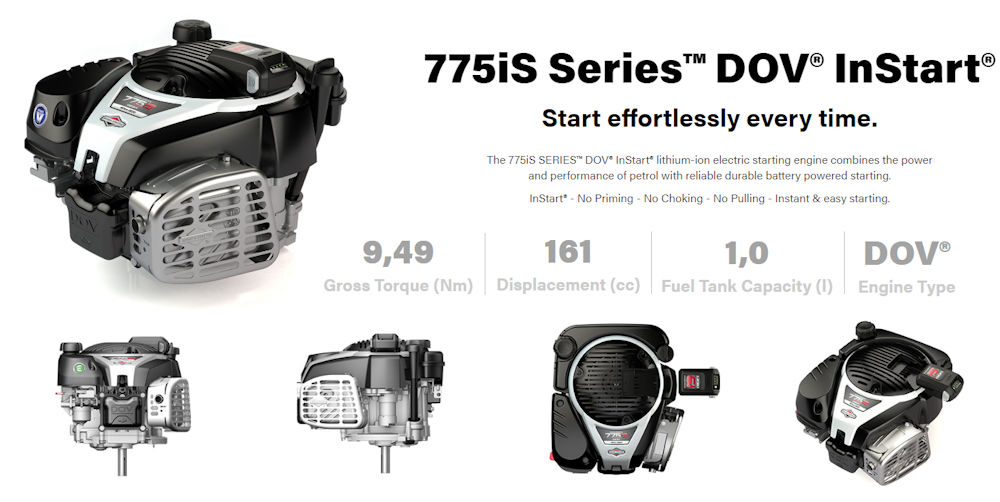 Briggs & Stratton DOV 775 iS Electric Start