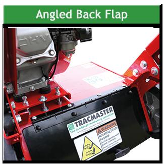 Angled Back Flap
