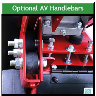 Optional AV Handlebars