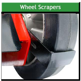Wheel Scrapers