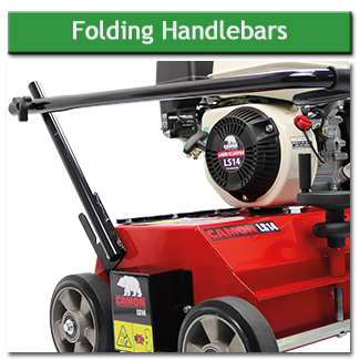 Folding Handlebars