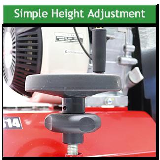 Simple Height Adjustment