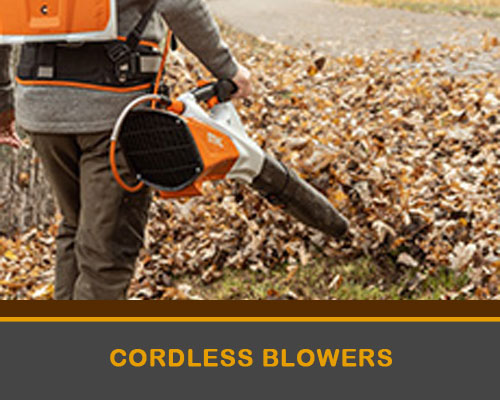 Cordless Blowers