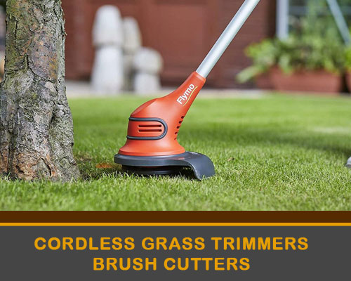 Cordless Brushcutters & Strimmers